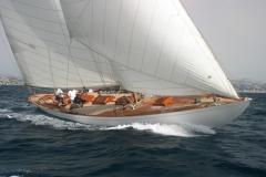 Eileen - 12mCr classic sailing yacht - beauty