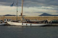Eileen - 12mCr classic sailing yacht - profile