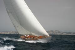 Eileen - 12mCr classic sailing yacht - sailing