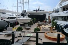 Mystere Shadow - 50m shadow yacht refit - toys
