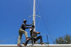 Andaman49-sailing-catamaran-fwd-beam