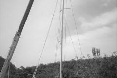 AN49- construction - mast