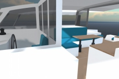 AM42-charter-sailing-catamaran-Presentation-Interior-Fwd-Cockpit-2
