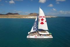 Juanita Cat - day charter catamaran - sail