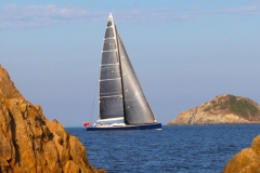 Magic Blue - performance sailing yacht - cruising