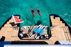 MashuaBluu - sailing catamaran - toys