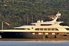 Pestifer - 65m motor yacht - profile