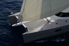 Rafoly - sailing catamaran - code zero