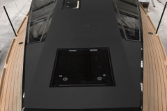 Turbocraft-Silverfin-pocket-explorer-yacht-roof