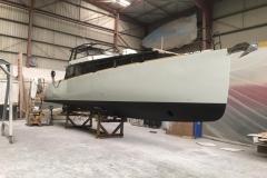 Turbocraft-Silverfin-pocket-explorer-yacht-shed