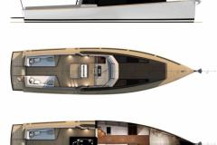 Turbocraft Silverfin - pocket explorer yacht - GA