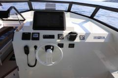 Silverfin - Steering