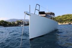 Silverfin - Bow anchor