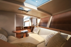 Turbocraft Thunderclap -luxury dayboat tender - interiors