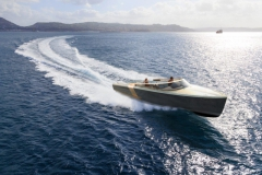Turbocraft Thunderclap -luxury dayboat tender - planning