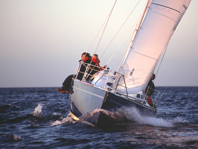 CAFE 30 – 9M Cruising Sailboat
