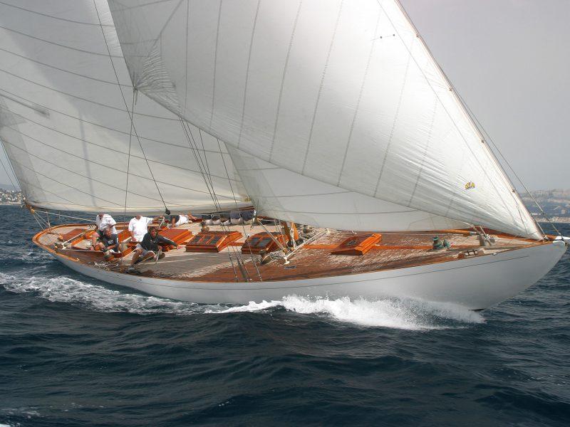 EILEEN – 12mCR Classic Sailing Yacht
