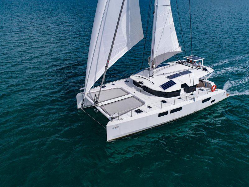 ANDAMAN 49 – 15m Cruising Sailing Catamaran