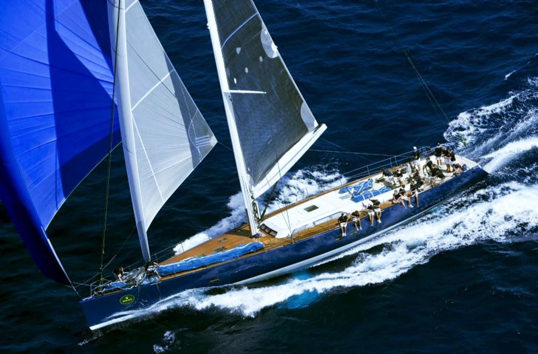 MAGIC BLUE – 28M Performance Sailing Yacht