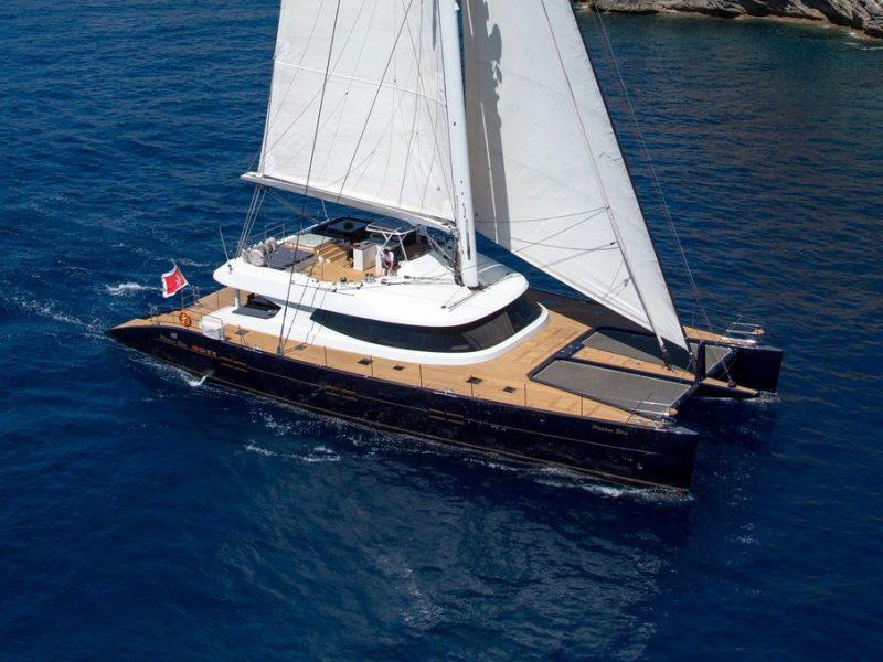 MASHUA BLUU – 28m Cruising Catamaran