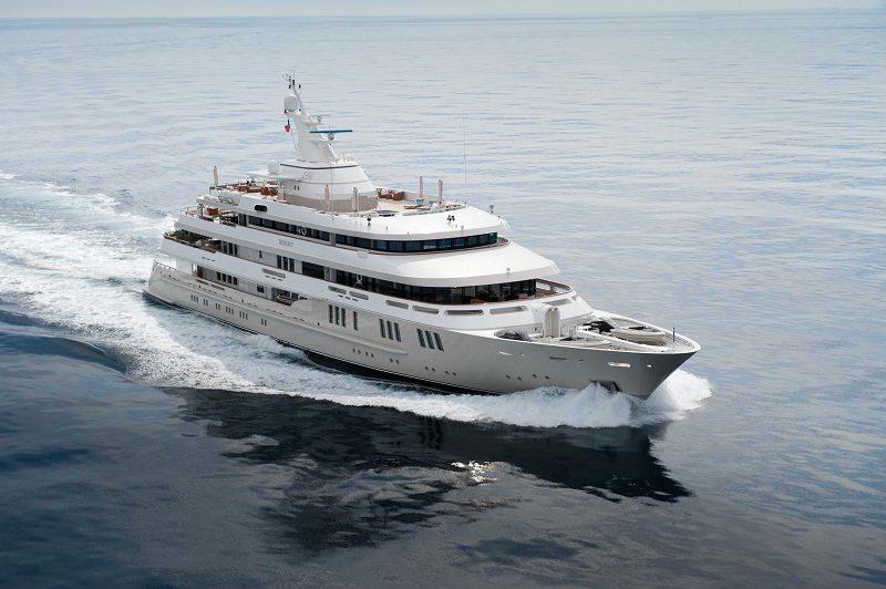 BOADICEA – 75m Motor Yacht